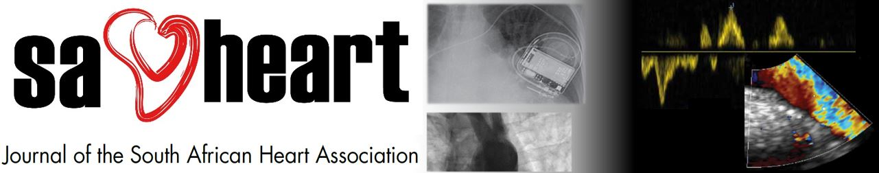 SA Heart - Journal of the South African Heart Association